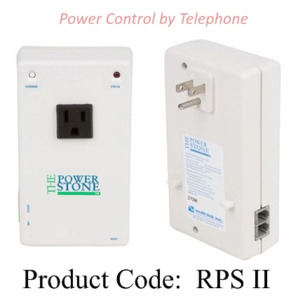 RPS II – Power Stone Remote Power Switch Activated by Telephone