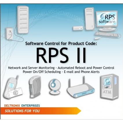 RPS II Software – Optional Software Component for Power Stone RPS II Device
