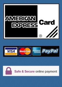 RemotePowerSwitch.com accepts Visa, MC, AMEX, Paypal